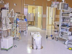 Unser Leistungsspektrum: Stationäre und ambulante urologische Leistungen in der Klinik